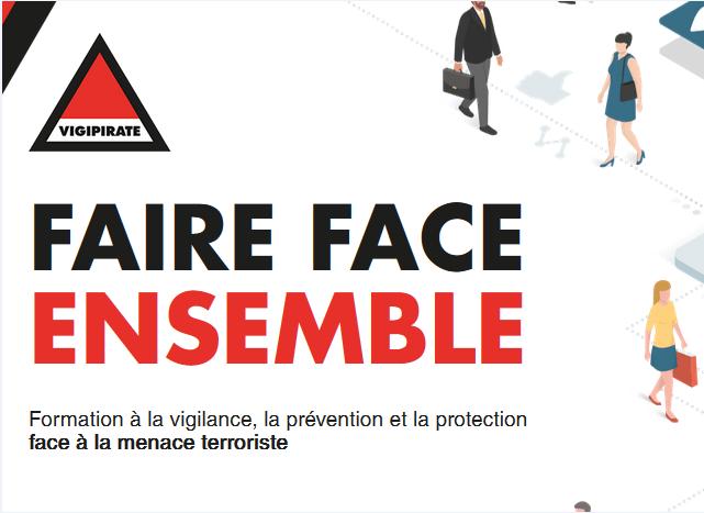 Une formation en ligne pour faire face à la menace terroriste : vigilance, prévention et protection
