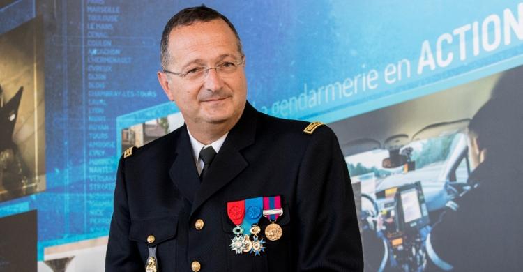 Un nouveau directeur général à la tête de la gendarmerie nationale