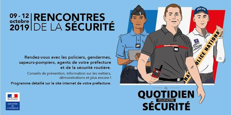 Rencontres de la sécurité