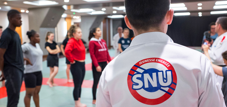 Le service national universel (SNU) : Jeunesse engagée