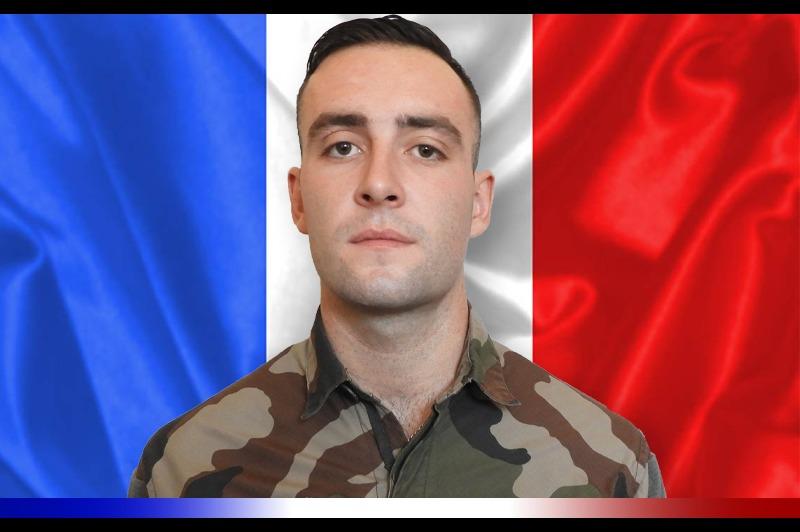 Mort en opération du brigadier Ronan Pointeau