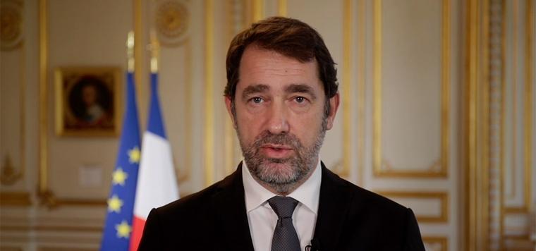 Message de Christophe Castaner à l'ensemble des forces et agents du ministère de l'Intérieur