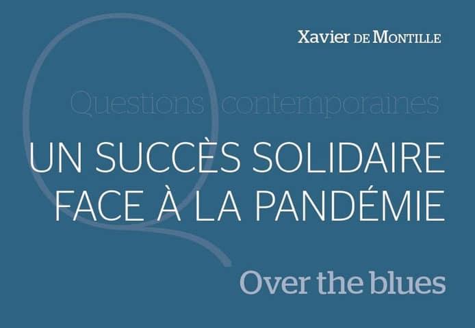 Un succès face à la pandémie – Over the blues
